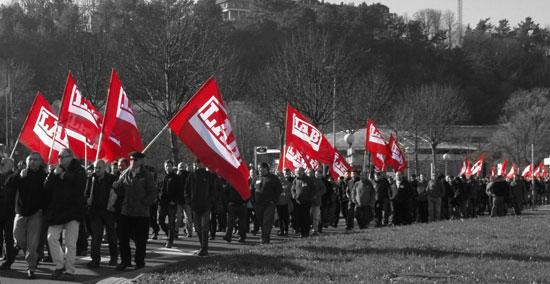 LAB sindikatua.