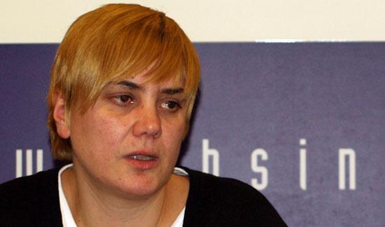 Ainhoa Etxaide, secretaria general de LAB
