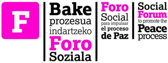 Bake Prozesua indartzeko Foro Soziala.