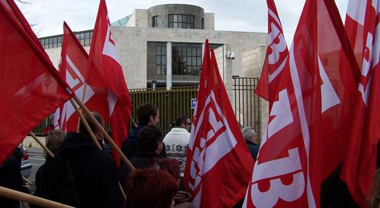 LABeko delegatuen elkarretaratzea lehendakaritzan.